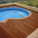 cumaru wood deck 3
