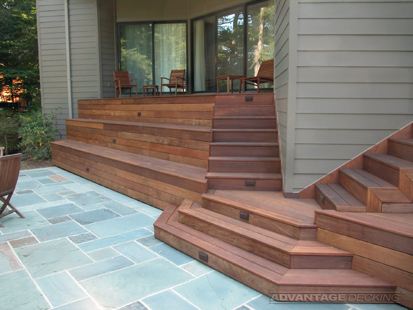 Ipe Decking Pictures Amp Prices Advantage Decking 174