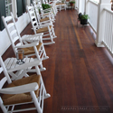 ipe tongue and groove porch deck